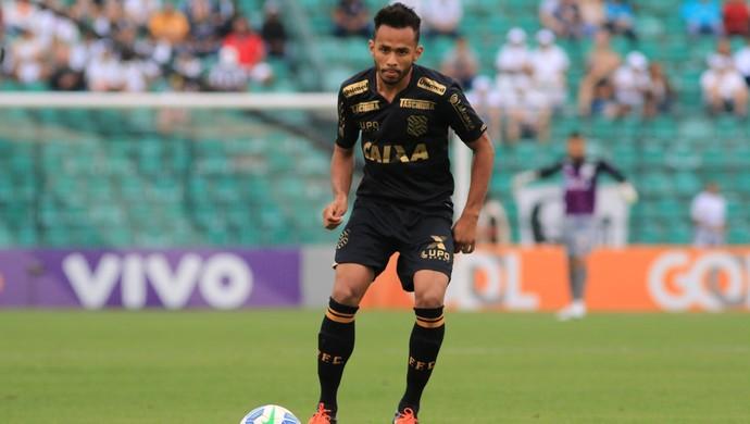 Sueliton Figueirense (Foto: Luiz Henrique/Figueirense FC)