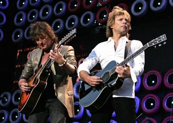 Bon Jovi (Foto: Divulgao)
