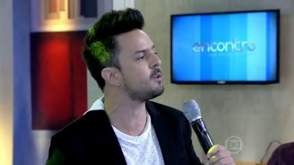 Rubens Daniel chegou à Final do The Voice Brasil no ano passado (Foto: Reprodução/TV Globo)