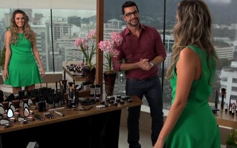 Torquatto ensina a usar o lápis colorido para uma maquiagem sofisticada de casamento