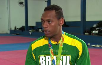 """Bronze na Rio 2016, Maicon Andrade critica a CBTKD: """"Sem investimento"""""""
