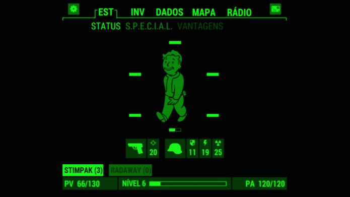 Como configurar o aplicativo para smartphones e tablets de Fallout 4 (Foto: Reprodução/Victor Teixeira)