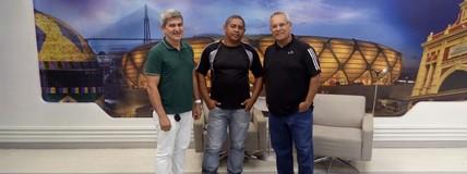 Salve, Salve #11: Final do Amazonense Sub-20 e base do estado são destaques (Silvio Lima)