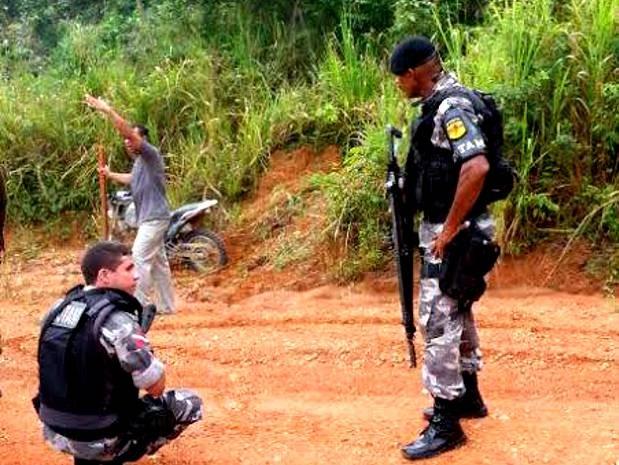 uruará assalto (Foto: Glaydson Castro/ TV Liberal)