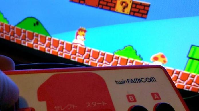 Peach se torna protagonista da aventura de Mario em novo modo (Foto: Reprodução/Retro Collect)