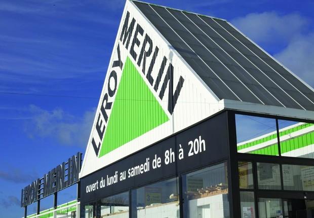 Leroy Merlin: parte do Grupo Adeo (Foto: Divulgação)