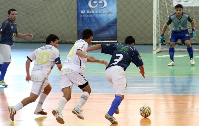 A edição deste ano da Copa TV Amazonas de Futsal contará com 244 equipes (Foto: Frank Cunha)