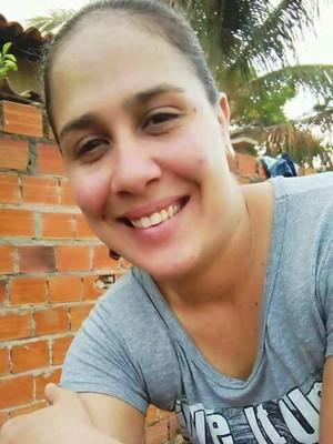 Mayara Santos, jogadora do São Paulo Star Pink (Foto: Arquivo Pessoal)