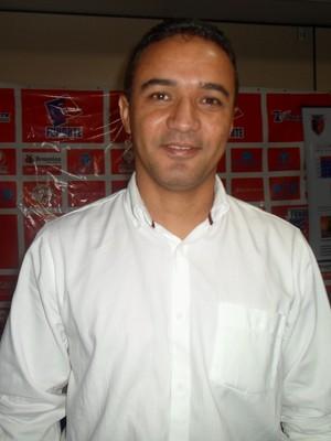 Cristiano Junior (Foto: Cida Santana/Globoesporte.com)