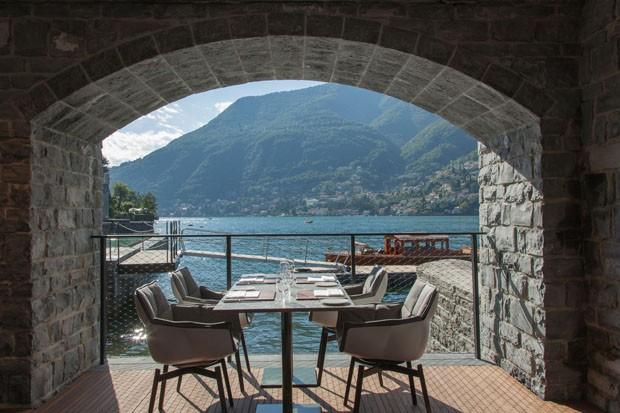 Il Sereno: o novo hotel decorado por Patricia Urquiola na Itália (Foto: Divulgação)