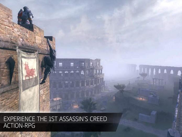 Assassins Creed: Identity foi lançado para iOS e se passa na Itália. (Foto: Divulgação)