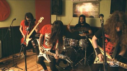 Banda maranhense Jackdevil se prepara para turnê pela Europa