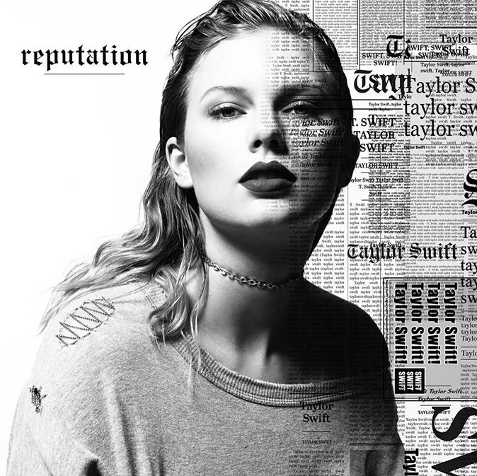 Taylor Swift: Reputation (Foto: Instagram)
