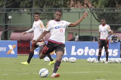 Trindade Flamengo (Foto: Gilvan de Souza/ Flamengo oficial)