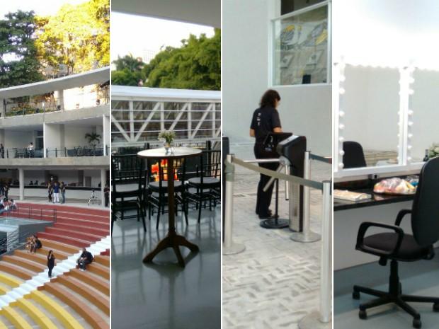 Concha Acústica é inaugurada nesta sexta-feira (13), após obras de revitalização (Foto: Maiana Belo/G1 Bahia)