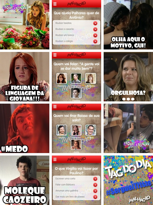 capítulo 199 (Foto: Malhação / TV Globo)