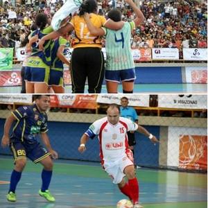 FOTOS: Confira as imagens  final da Copa TV Amazonas de Futsal 2014 (GloboEsporte.com)