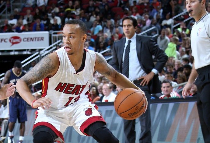 Miami Heat New Orleans amistoso basquete (Foto: Getty Images)