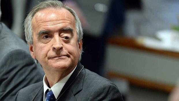 Nestor Cerveró, ex-diretor da área internacional da Petrobras (Foto: Wilson Dias/Agência Brasil)