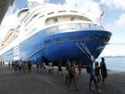Terminal de passageiros do porto de Salvador é leiloado por R$ 8,5 milhões