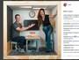 Zuckerberg posta foto com Selena Gomez,