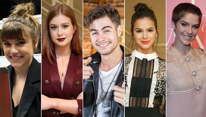 21 famosos que fazem 21 anos em 2016 (Foto: Gshow)