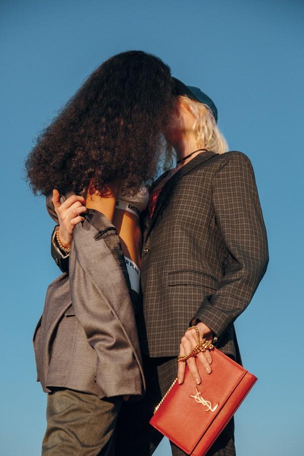 "Editorial ""Amor Livre"" (Foto: Gleeson Paulino/Arquivo Glamour)"