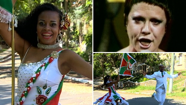 Estado Maior da Restinga vai homenagear a cantora Elis Regina (Foto: Reprodução/RBS TV)