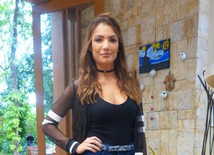 Patrícia Poeta e Cissa Guimarães optam por roupas leves e capricham nos detalhes do look