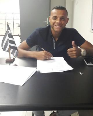 Guilherme, Botafogo (Foto: Arquivo Pessoal)