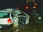 Casal morre e quatro pessoas ficam feridas em acidente no interior do RS