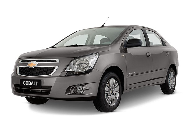 Chevrolet Cobalt Advantage 1.8  (Foto: Chevrolet)