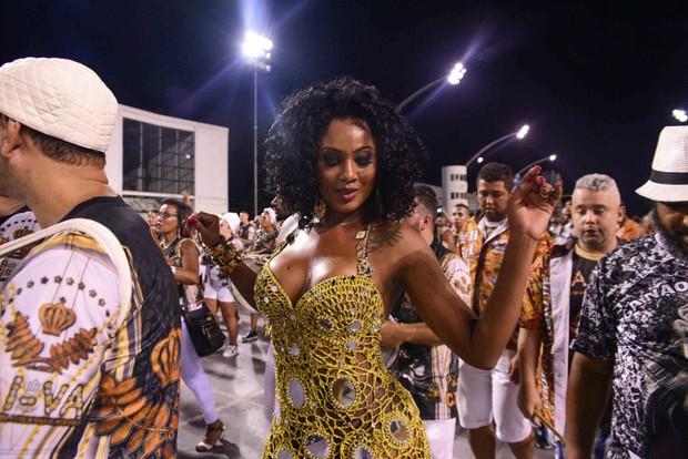 Camila Silva (Foto: Leo Franco / AgNews)