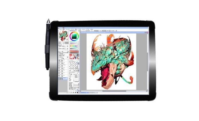 Dispositivos podem ser usados para desenhar através de uma caneta especial (Foto: Reprodução/Amazon)