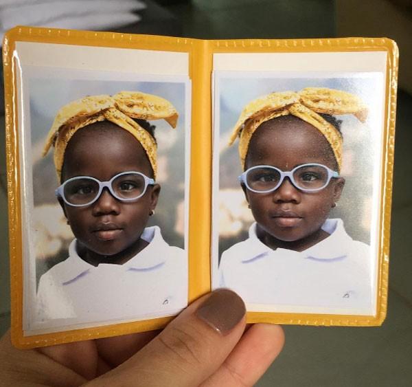 Giovanna Ewbank mostra foto de Titi tirada na escola e de derrete
