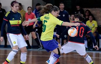 Brasil bate a Colômbia e leva primeiro Sul-Americano Sub-20 feminino