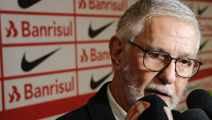 Ibsen Pinheiro diretor de futebol Inter (Foto: Tomás Hammes / GloboEsporte.com)