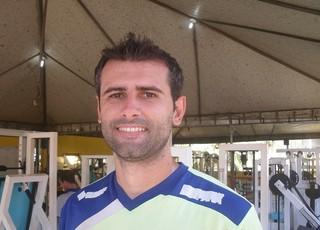 Bruno Grassi é desfalque para o jogo contra o Fortaleza (Foto: Site oficial do Águia de Marabá)
