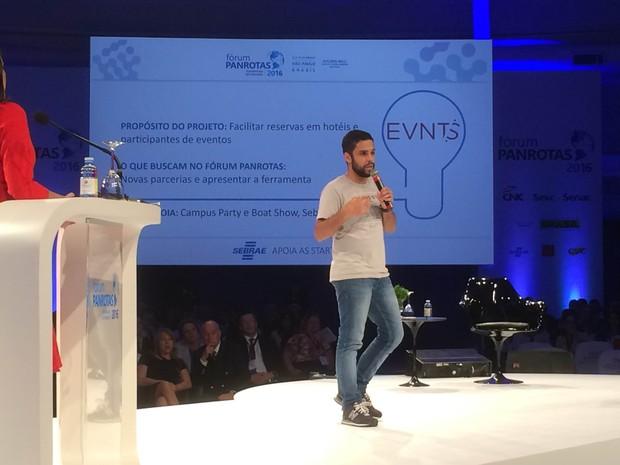 Startups impulsionam empreendedorismo tecnológico em Uberlândia  (Foto: Divulgação/Fórum Panrotas)