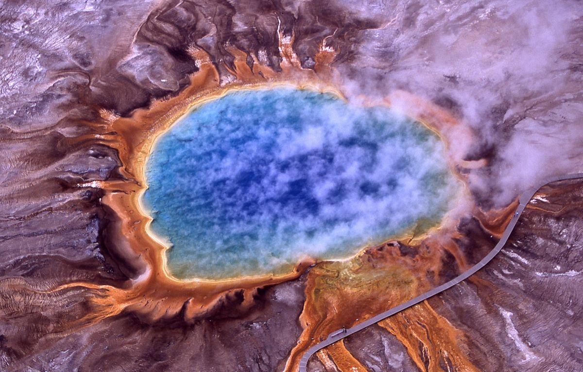 (Foto: Jim Peaco, National Park Service/Domínio Público)
