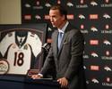 Campeão do Super Bowl 50, Peyton Manning confirma aposentadoria