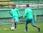 Danilo e Rangel voltam a time titular, e Chape está definida para Copa do BR