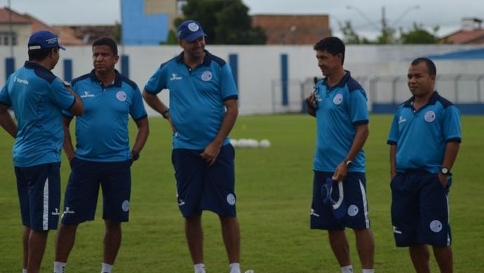 Betinho diz que trabalho motivacional é relevante (Foto: Felipe Martins)