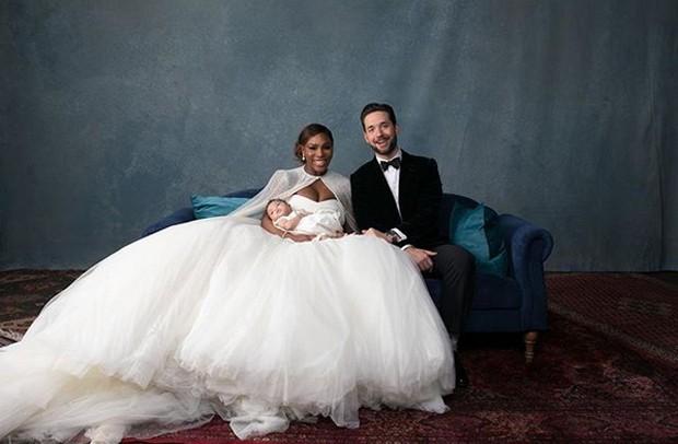 Serena Williams e Alexis Ohanian  (Foto: Instagram/Reprodução)
