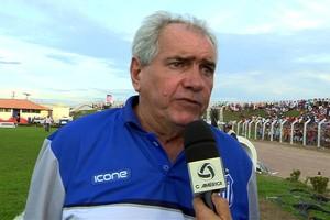 Birigui, técnico do Sinop (Foto: Reprodução/TVCA)