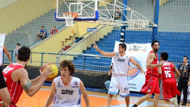 LSB Liga Sorocabana x Pinheiros - Paulista de basquete (Foto: Carlos Della Rocca/LSB)
