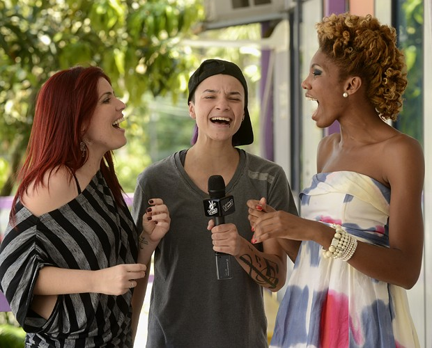 Dia do Samba 620x500 (Foto: The Voice Brasil / TV Globo)