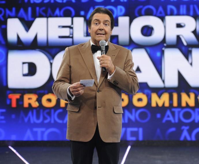 Melhores do Ano 2012 foi dominado por prêmios para a novela Avenida Brasil (Foto: Cedoc / TV Globo)