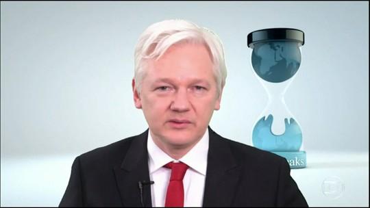 Assange diz que vai dar a empresas de tecnologia detalhes sobre ferramentas hackers da CIA