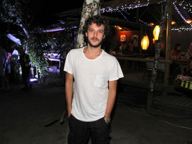 Jayme Matarazzo em festa em Trancoso, na Bahia (Foto: Gabriel Rangel/ Ag. News)